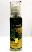 New Advanced 2 in 1 Hair Oil (Aloe & Lemon) 120ml