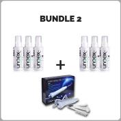 Demodex Face Mite Kit- Value Bundle 2   Human Face & Body