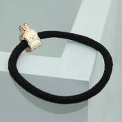 100pcs,Kim hair band, hair rope, wild hair, rubber band