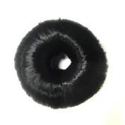 Black Hair Bun Ring Donut Shaper Magic Hair Chignon Hair Styler Maker Bun