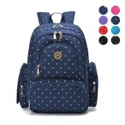 Nappy Bag-Travel Nappy Backpack Handbag-Smart Organiser Waterproof-Wet Bag Nappy Bag For Baby Girls Boys
