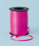 Hot Pink Curling Ribbon 500m
