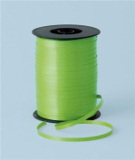 Lime Green Curling Ribbon 500m