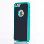 ParaCity Luxury Anti-gravity Magical Sticky Cover TPU + PC Case Skin Shell adheres to smooth surface