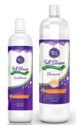 Hair Loss Shampoo & Conditioner - Anti Hair Loss Formula with Organic & Natural Ingredients - Sulphate Free