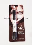 SHE- Gel Eyebrow #DARK BROWN EB02DB Natural Look