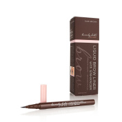 2in1 Liquid Brow Liner with Brow Growth Enhancer