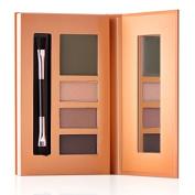 Skinn Cosmetics Wake Up Big Bright Eyes Eye Enhancing Colour Palette For Eyes and Eye Brows