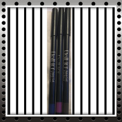 Doll 10 Aqua Gel Eyeliner 3 pc Set Espresso, Violet, Denim