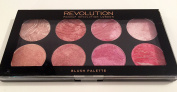 Makeup Revolution Blush Palette, Blush Queen