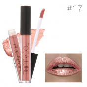 SHERUI 7 Colours FOCALLURE MATTE Lip Matte Lipgloss Set #17