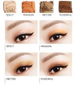 Pony Effect Conceptual Eyes Quad (Eye Makeup Palette)