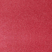 12 x 12 Cardstock - Holiday Red Sparkle (473.2ly) | Perfect for Holiday crafting, presentations, artistic applications and so much more! | 48kg Paper | 1212-C-MS08-500