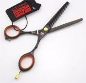 Etino KASHO Professional Barber Hair Cutting Scissors Shears (Teeth Thinning Scissors)