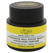 Ciate London Choc Pot Fragranced Women's Nail Polish Remover, White Chocolate, 30ml