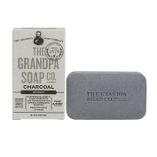 Grandpa Soap Co- Charcoal