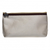 Kinghard Round Dot Portable Storage Makeup Bag
