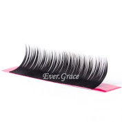 0.10c 8/10/12mm Makeup Individual Eyelahshes Extension Cluster Eye Lashes Thick