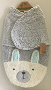 Chick Pea Bunny Rabbit Swaddle Blanket