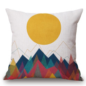 Siniao Christmas Sofa Bed Home Decoration Pillow Case Cushion Cover