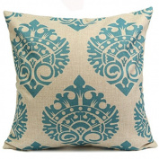 Puraid(TM) 45x45cm Timelive Brand 2016 geometric wave pillow case for sofa home decor vintage print throw pillowcase cover