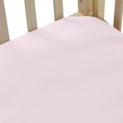 Baby Portacrib Sheet (Pink)