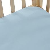 Baby Portacrib Sheet (Blue)