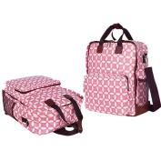 Waterproof Backpack Multi-function Mom Bag Baby Nappy Bag Women Handbag Large Capacity Shoulder Bag