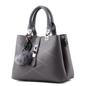 May Lucky Womens fashion Handbag Lady Shoulder Bag Crossbody Bags