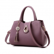May Lucky Womens Fashion Handbag Crossbody Bags Shoulder Bag
