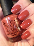 New Nail Polish Lacquer CHEYENNE PEPPER NL R14 Bronze Shimmer! Discontinued