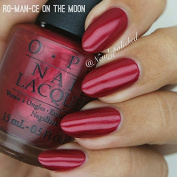 """New Nail Polish Lacquer HR-G33 RO-Man-CE ON THE MOON 15ml Bottle """" Discontinued """""""