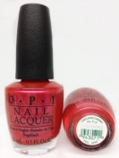 """New Nail Polish Lacquer NL V12 Cha-Ching Cherry 15ml Bottle """" Discontinued """""""
