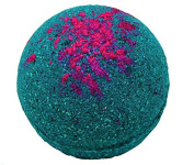 Bath Bomb 160ml Beachwood Vetiver Green Sea Algae w Kaolin Clay & Coconut Oil