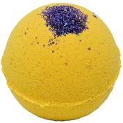 Bath Bomb 160ml Sweet Downey Rose & Lavender w Kaolin Clay & Coconut Oil