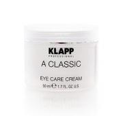 Klapp A Classic Eye Care Cream 50ml Big Size