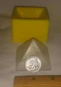 Pyramid Crystal Soap & Candle Mould
