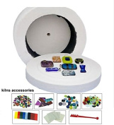 Low Price Sale 8pcs set Of Large Microwave Kiln Kits For Glass Fusing