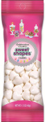 Sweetworks Hearts Shapes Candies Peg Pouch, 45ml, White