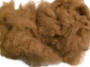 Happy Classy 0.5kg Dehaired Natural Camel Hair 19 Micron 42 mm Staple Length Fibre Roving