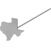 Mini Texas Wood/Leather Branding Iron | BBQ Fans