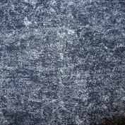 DISTRESSED DEMIN Fabric 100% COTTON 1 YARD