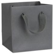 Empire State Grey Manhattan Eco Euro-Shoppers, 5 x 10cm x 15cm