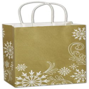 Shimmer & Swirl Shoppers, 8 1/4x 4 1.9cm x 27cm , Mini Pack