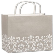 Champagne Chic Shoppers, 8 1/4x 4 1.9cm x 27cm , Mini Pack
