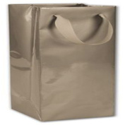 Champagne London Euro-Shopper Wine Bags, 4 1/2x 4 1.3cm x 38cm
