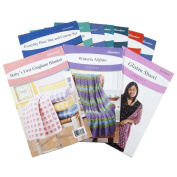 Crochet Pattern Assortment (Package of 10) Crochet Pattern