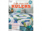 Annie's Quilts Made With Rulers Bk