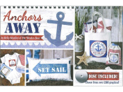 The Wooden Bear Anchors Away Disc & Easel Bk