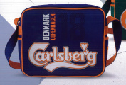 Shoulder Blue College Carlsberg 29x35x11 cm